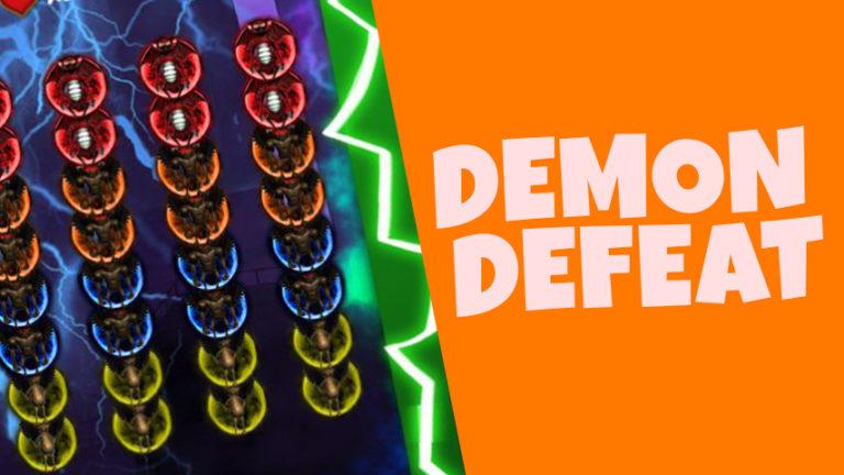 Demon Defeat