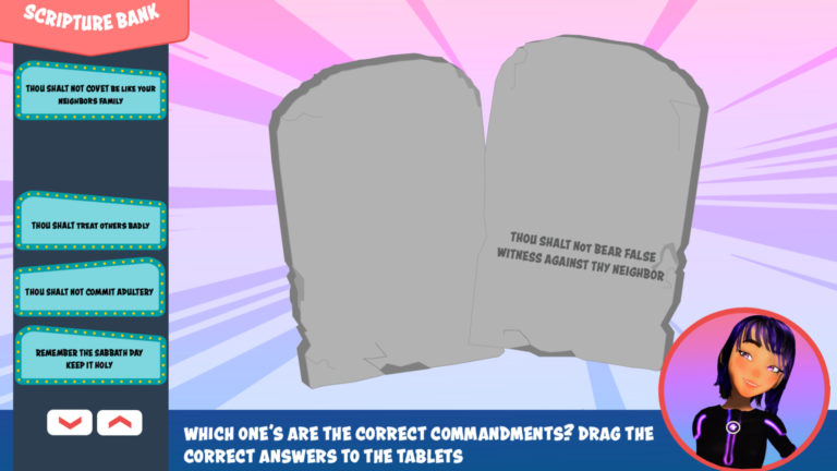 Commandment Swap
