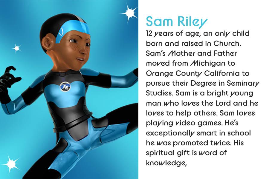 Sam Riley